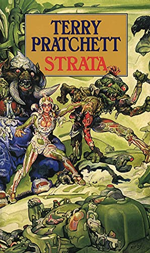 Strata — Terry Pratchett