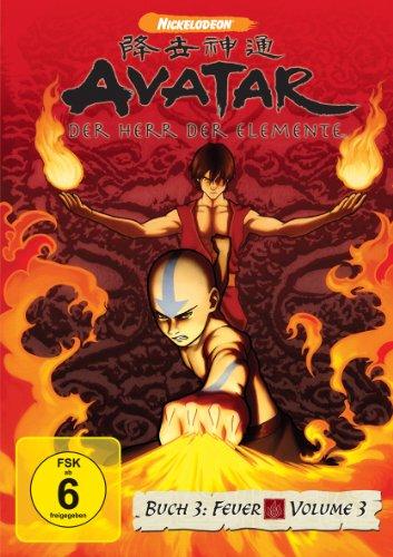 Avatar - Der Herr der Elemente Buch 3: Feuer, Vol. 3
