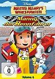 Vol. 6 - Manny, der Rennfahrer