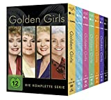 Golden Girls - Komplettbox (24 DVDs) (exklusiv bei Amazon.de)