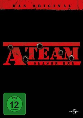 A-Team Season 1 - Drafting Box (5 DVDs)