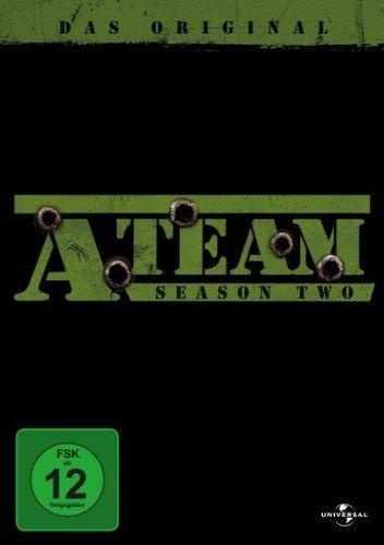 A-Team Season 2 - Drafting Box (6 DVDs)