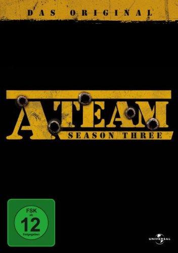 A-Team Season 3 - Drafting Box (7 DVDs)