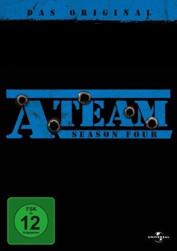 A-Team Season 4 - Drafting Box (6 DVDs)