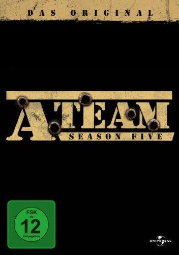A-Team Season 5 - Drafting Box (3 DVDs)