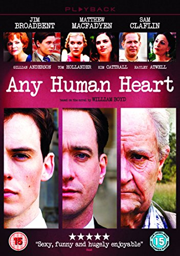 Any Human Heart Season 1 [Blu-ray]