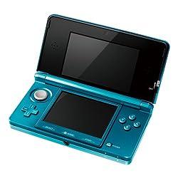 3DS Konsole aqua blau