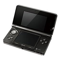 3DS Konsole kosmos schwarz