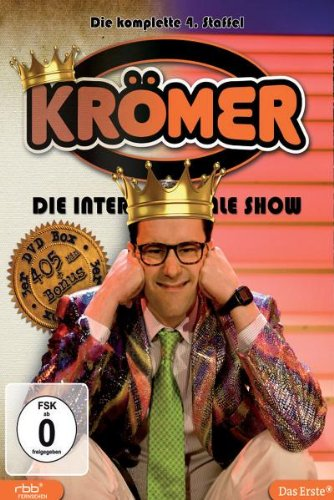 Kurt Krömer - Die internationale Show Staffel 4 (3 DVDs)