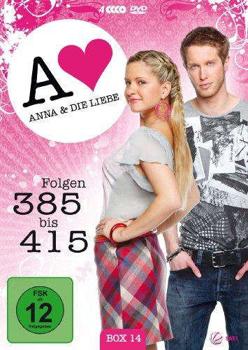 Anna und die Liebe Box 14, Folgen 385-415 (4 DVDs)