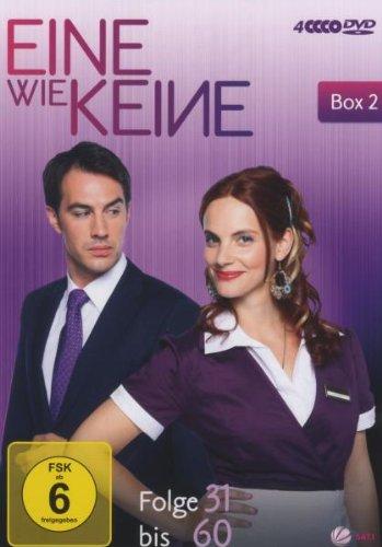 Eine wie Keine, Box 2: Folge 31-60 (4 DVDs)