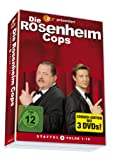 Die Rosenheim Cops - Staffel 9/Folge 01-15 (3 DVDs)