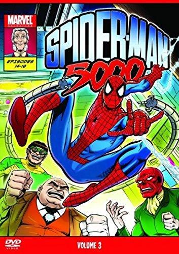 Spider-Man 5000 - Vol. 3