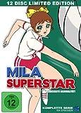 Mila Superstar - Die komplette Serie (Limited Edition) (12 DVDs)