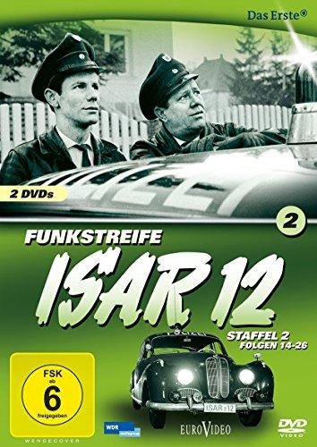 Funkstreife ISAR 12 Staffel 2 (2 DVDs)