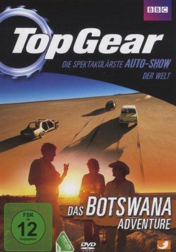 Top Gear: Das Botswana Adventure (2 DVDs)