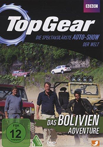 Top Gear: Das Bolivien Adventure (2 DVDs)