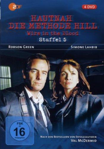 Hautnah - Die Methode Hill: Staffel 5 (4 DVDs)