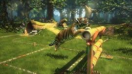 Screenshot: Kinectimals