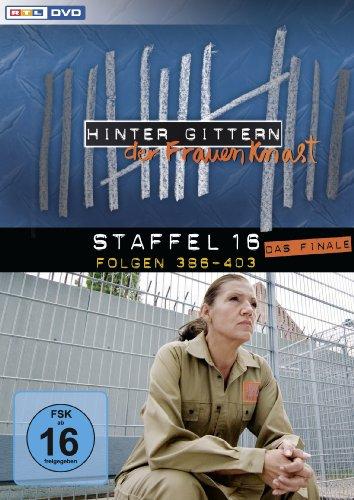 Hinter Gittern Staffel 16 (4 DVDs)