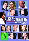Grey's Anatomy - Die jungen Ärzte: Staffel 6, Teil 1 (3 DVDs)