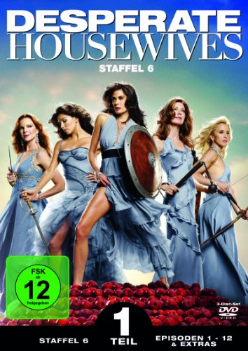 Desperate Housewives Staffel 6, Teil 1 (3 DVDs)