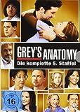 Grey's Anatomy - Die jungen Ärzte: Staffel 5 (7 DVDs)
