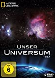 National Geographic - Unser Universum, Teil 1 (2 DVDs)