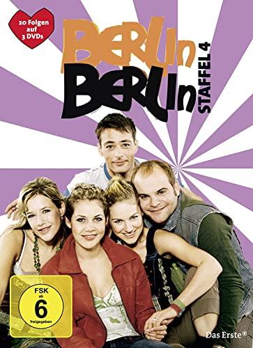 Berlin, Berlin Staffel 4 (3 DVDs)