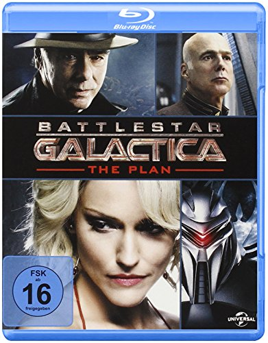 Battlestar Galactica The Plan [Blu-ray]
