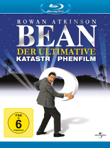 Mr. Bean Der ultimative Katastrophenfilm [Blu-ray]