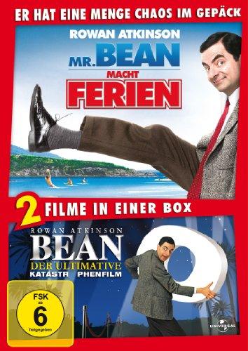 Mr. Bean Der ultimative Katastrophenfilm/Mr. Bean macht Ferien