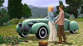 Screenshot: Die Sims 3 Gib Gas-Accessoires