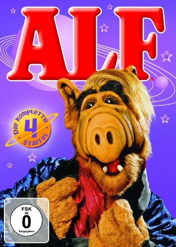 ALF Staffel 4 (4 DVDs)