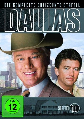 Dallas Staffel 13 (3 DVDs)