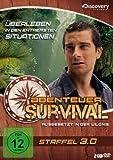 Abenteuer Survival - Staffel 3.0 (2 DVDs)
