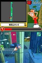 Screenshot: Phineas und Ferb - Volle Fahrt