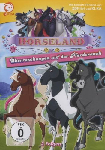 Horseland Vol.11 - Überraschungen auf der Pferderanch