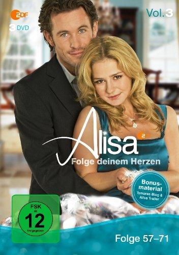 Alisa - Folge Deinem Herzen, Vol. 3 (3 DVDs)