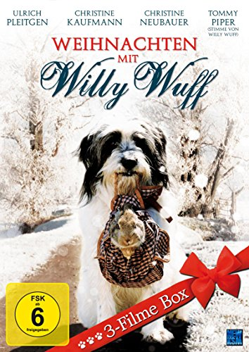 Weihnachten mit Willy Wuff Collection (3 DVDs)