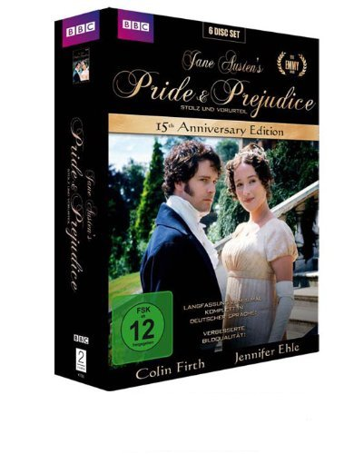 Jane Austen's Pride & Prejudice - 15th Anniversary Edition (6 DVDs)