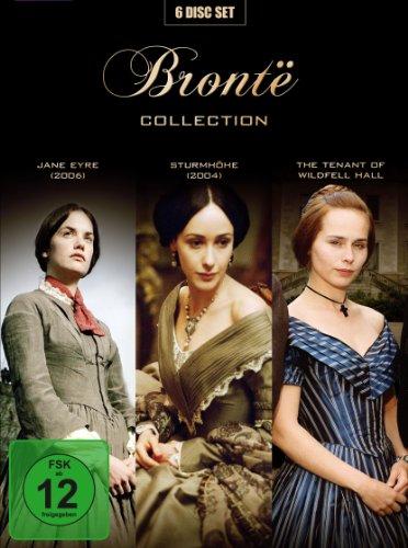 Brontë Collection (6 DVDs)