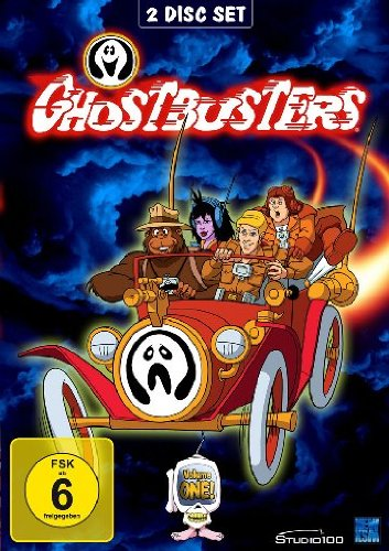 Ghostbusters Vol. 1 (2 DVDs)