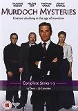 Murdoch Mysteries - Series 1-3 Boxset