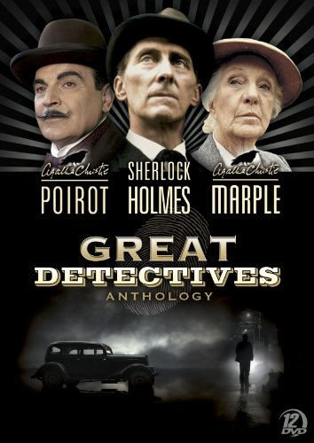 Great Detectives Anthology [RC 1]