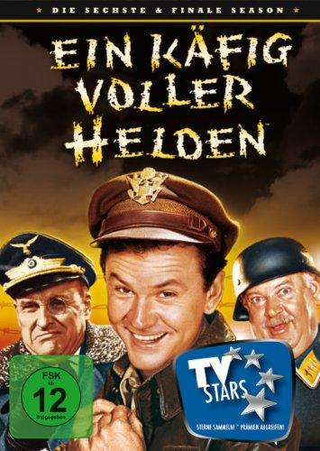 Ein Käfig voller Helden Staffel 6 (3 DVDs)