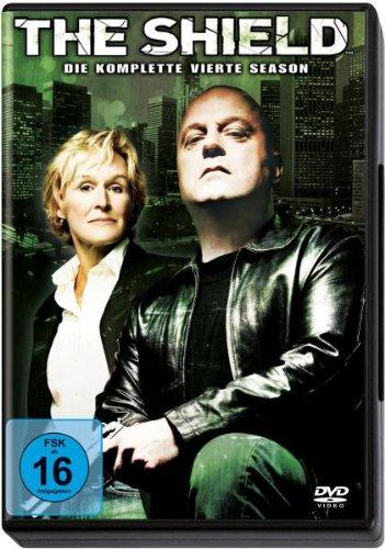 The Shield Season 4 (4 DVDs)