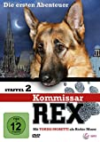 Kommissar Rex - Die ersten Abenteuer - Staffel 2 (3 DVDs)
