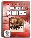 Die Welt im Krieg - Teil 1 - Metal-Pack (4 DVDs)