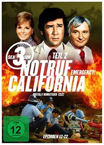 Notruf California Staffel 3.2/Episoden 12-22 (3 DVDs)